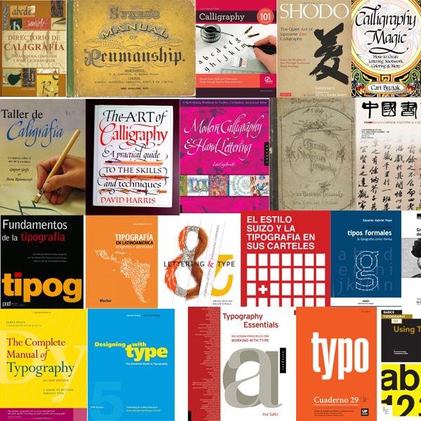 58 Libros gratis de caligrafía, lettering y tipografía